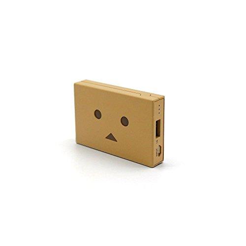 cheero Power Plus DANBOARD version -block- 3000mAh 超軽量 モバイルバッテリー