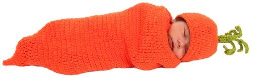 Princess Paradise Unisex Baby Carrigan The Carrot, Orange, 0/3 Months