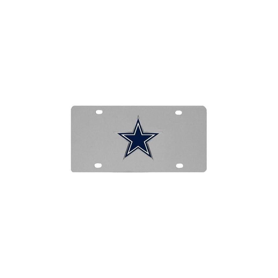 Dallas Cowboys NFL License/NFL License/Logo Plate