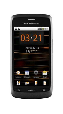 Orange San Francisco / Android / Mobile Phone on Orange / Pay As You Go / PAYG (Including 10 Top Up) Black Friday & Cyber Monday 2014