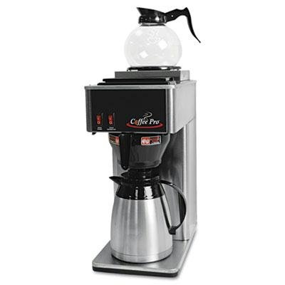 Coffee Pro - Thermal Institutional Brewer Stainless Steel
