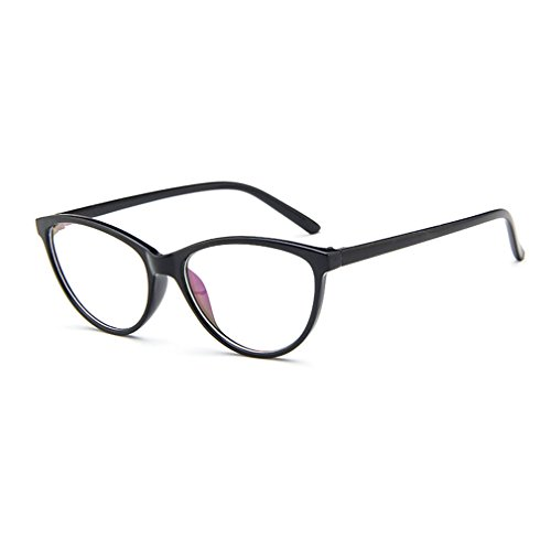 Glasses Frame Personality : LOMOL Women Europe America Retro Personality Transparent ...