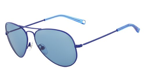 Michael Kors 2061 424 Blue Rachel Aviator Sunglasses