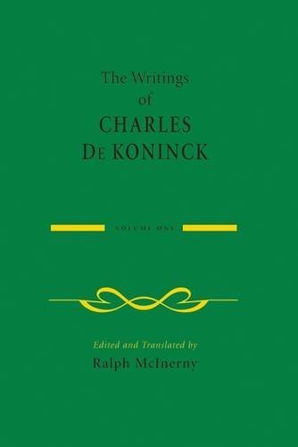 the-writings-of-charles-de-koninck-volume-1-by-charles-de-koninck-2016-02-29