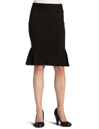 XOXO Junior's Chevron Pleated Pencil Skirt