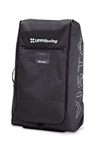UPPAbaby Vista Travelsafe Travelbag, Black from UPPAbaby