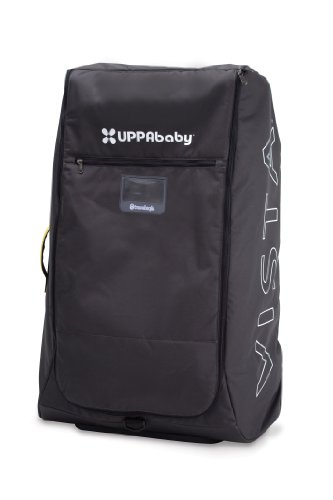 UPPAbaby Vista Travelsafe Travelbag, Black.