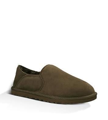UGG Australia Men's Kenton Slippers Black Size 8