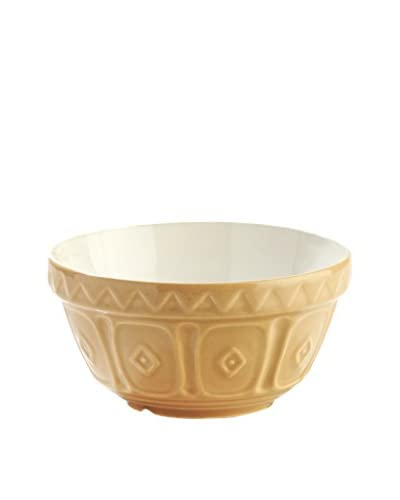 Mason Cash 4.7″ Cane Mixing Bowl, Yellow