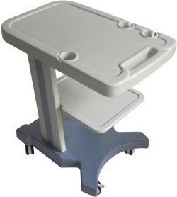 Mobile Trolley Cart for Portable Ultrasound Imaging Scanner System