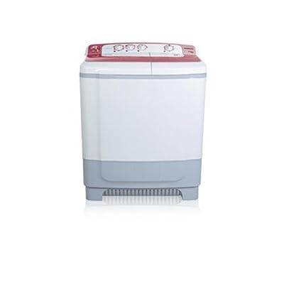 Samsung WT-9201 Semi-automatic Washing Machine (7.2 Kg, Light Grey)