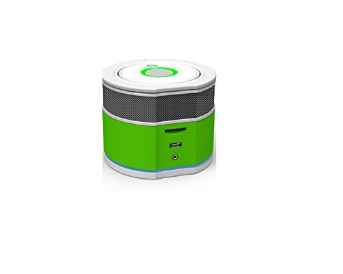 Atk Portable Mini Wireless Bests Pill Mp3 Music Player Computer Phone Subwoofer Speakers Fm Radio Loudspeakers