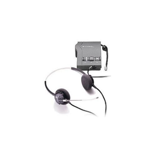 Plantronics Smh-1783-11 Headset Amplifier System W/ 3.5Mm Qd Cables