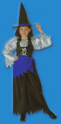 Kids Cassandra the Salem Witch Costume
