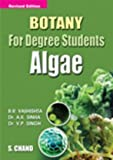 img - for Botany for Degree Students - Algae book / textbook / text book