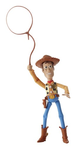 Toy Story Deluxe Round Em Up Sheriff Woody Figure - 1
