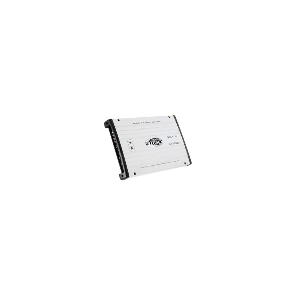 Pyramid PB2518 3000 Watt 2 Channel Bridgeable Mosfet Amplifier