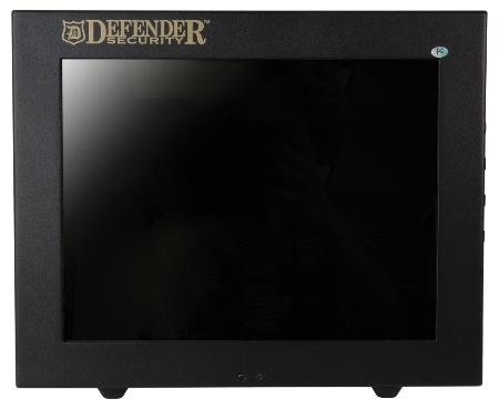 "Defender Security 82-14295 10.4"" Lcd Security Monitor"