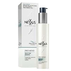 Nexxus ProMend Split End Binding Targeted Leave-In Treatment Creme 4.8 fl oz (141 ml)
