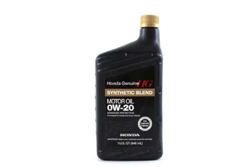 0w 20 motor oil for 2013 honda autos post