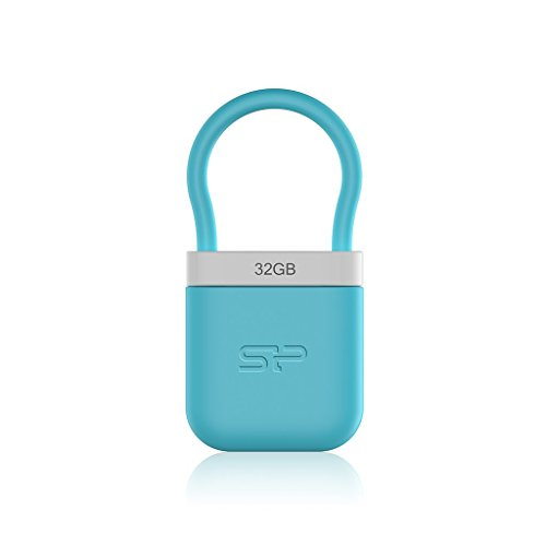 SP Uniique 510 USB 2.0 32GB Pendrive Blue