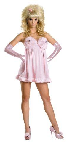 [Fembot Sassy Deluxe Costume (12-14) by Halloween FX] (Fembot Halloween Costumes)