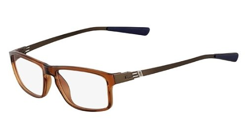 Nike Nike 7106 Eyeglasses (200) Brown, 53mm