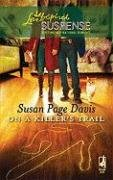 Image of On A Killer's Trail (Steeple Hill Love Inspired Suspense #135)