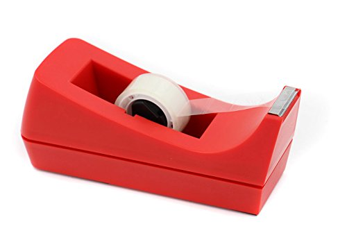 EasyPAG Desk Tape Dispenser Middle Size for Tapes within 1 ...