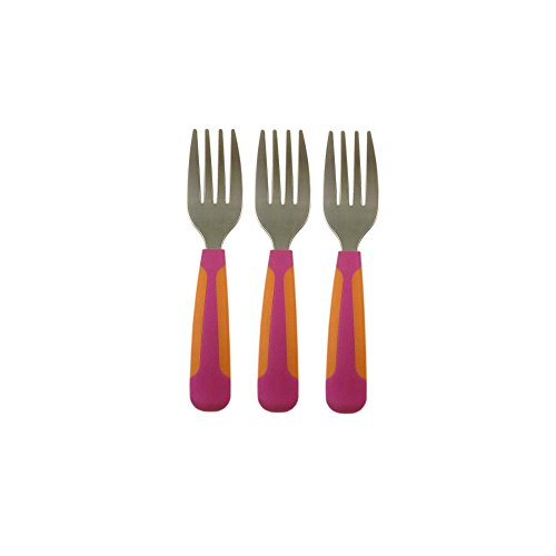 Babies R Us Forks 3-Pack - Blue