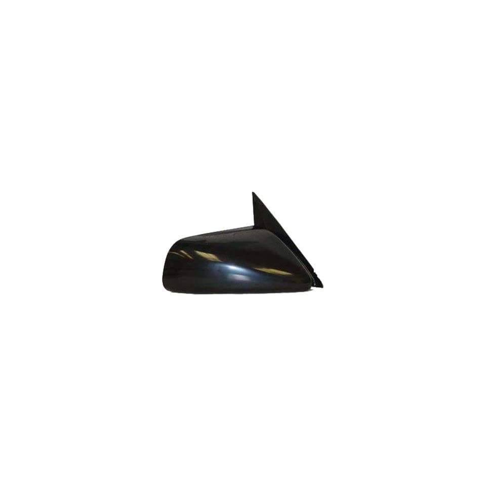 Fit System 70586T Driver Side Replacement OE Style Manual Remote Folding Mirror