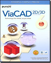 Punch! ViaCAD 2D/3D (Mac) [OLD VERSION]