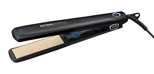 Artero Addiction-Piastra professionale con piastre in fibra di carbonio e gel di silicone