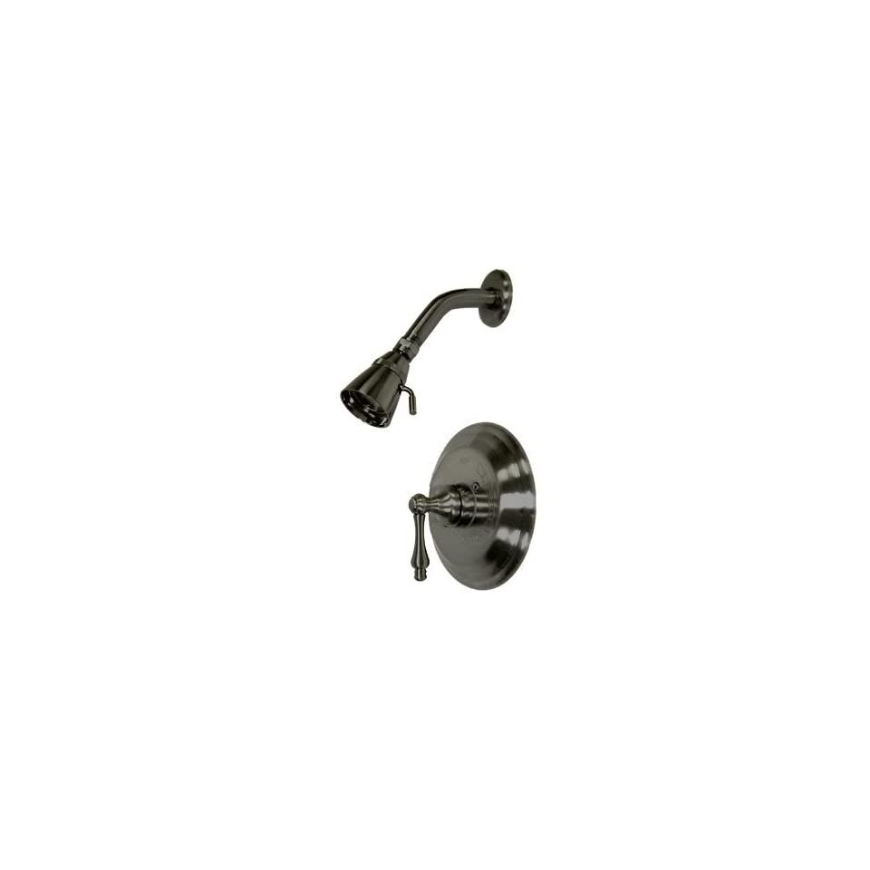 Elements of Design EB3635ALSO St. Louis Single Handle Shower Faucet, Oil Rubbed Bronze