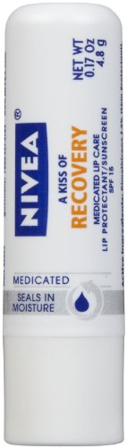 Nivea A Kiss de récupération Medicated Lip Care