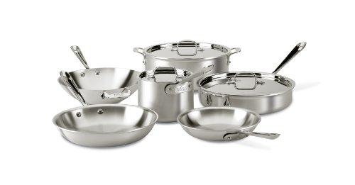 Discount Cookware Sets All Clad Mc2 9 Piece Cookware
