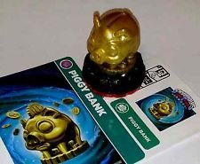 Skylanders Legendary Loose Piggy Bank Complete with Card and Code - 1