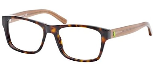 Ralph Lauren Rl6118 Eyeglasses-5003 Dark Havana-54Mm