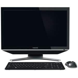 Toshiba DX735-D3360 All-in-One Desktop Computer