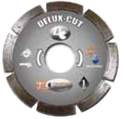 Diamond Products Core Cut 22785 7-Inch By 0.080 By 7/8-Inch Delux Cut Small Diameter Segmented Blade