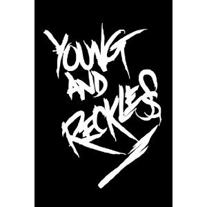 Amazon.com: YOUNG & RECKLESS Sticker - White 6 inch ...