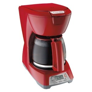 Hamilton Beach 43673 PS 12cup Coffeemaker Red