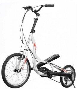 Cheapest Price! Zike Z600-6491 White Hybrid Bike
