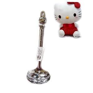 Sanrio Hello Kitty Kitchen Accessory- Hello Kitty Skimmer ( 1 pc ) - strainer spoon