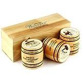 3x2oz Gift Box Roasted Whole Bean 100% Jamaica Blue Mountain Coffee