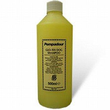 Pompadour Glo Tex Dog Shampoo 4000ml