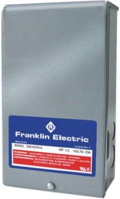 Flint Walling/Star 127197 Franklin Control Boxes