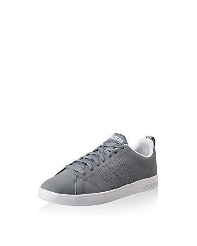 adidas Zapatillas Advantage Clean VS Gris