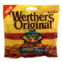 Werthers Original Sugar Free Candy - 275 Oz Each 12 Bags from STORCK USA.