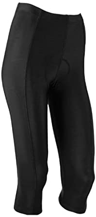 Canari Cyclewear Ladies Pro Tour Knicker Padded Cycling Short by Canari Cyclewear